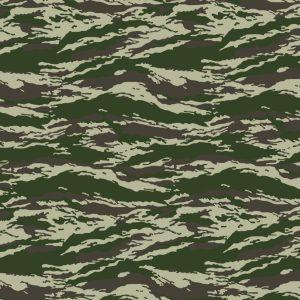 Woodland Tigerstripe Camouflage