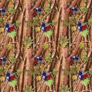 Spring Tree Texas Camo