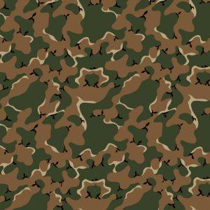 MERDC Tank Winter Camouflage