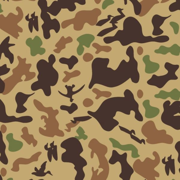 Ducks Unlimited Camouflage