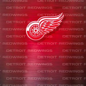Detroit Redwings 11x16