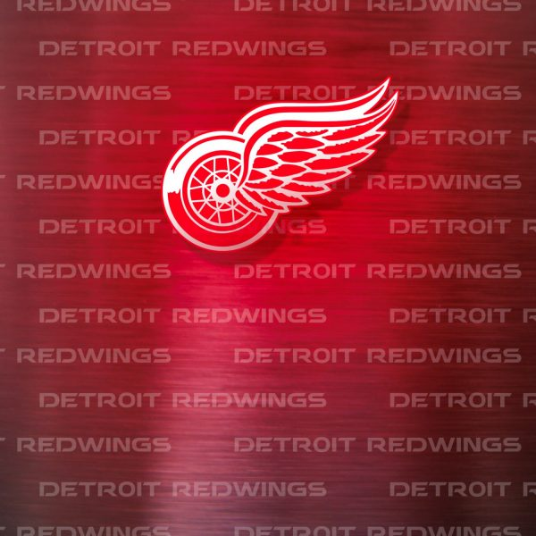 Detroit Redwings 11x16