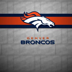 Denver Broncos 22 11x16