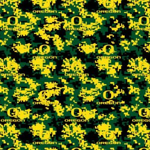University of Oregon Camouflage