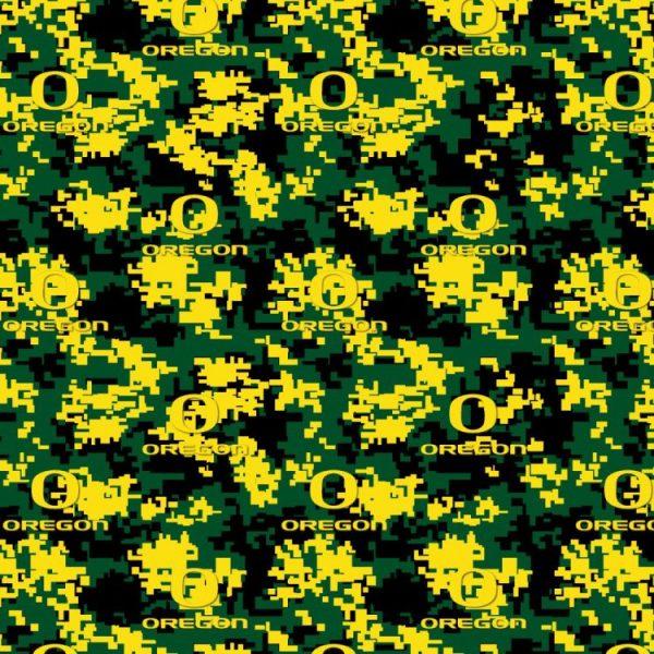 University of Oregon Camouflage