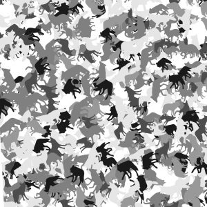Snow Coyote 22 Camo