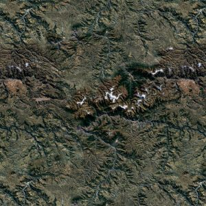 Peruvian Mountains Camouflage