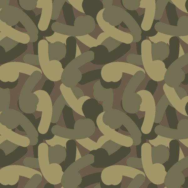 Penis Camouflage