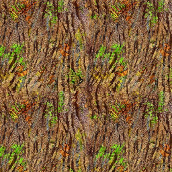 Furry Bark Camouflage
