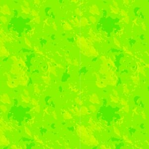 Chartreuse Camouflage