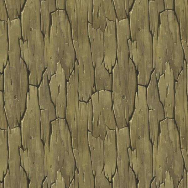 Cartoon Wood Camouflage