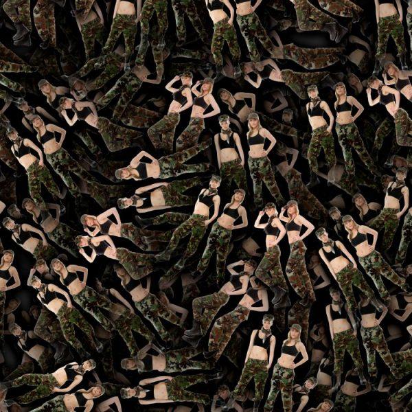 Camo Girls 22 Camouflage