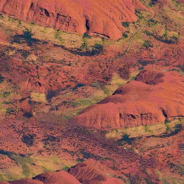 Ayers Rock 24 Camouflage