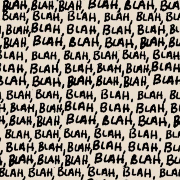 Blah Blah Blah 23