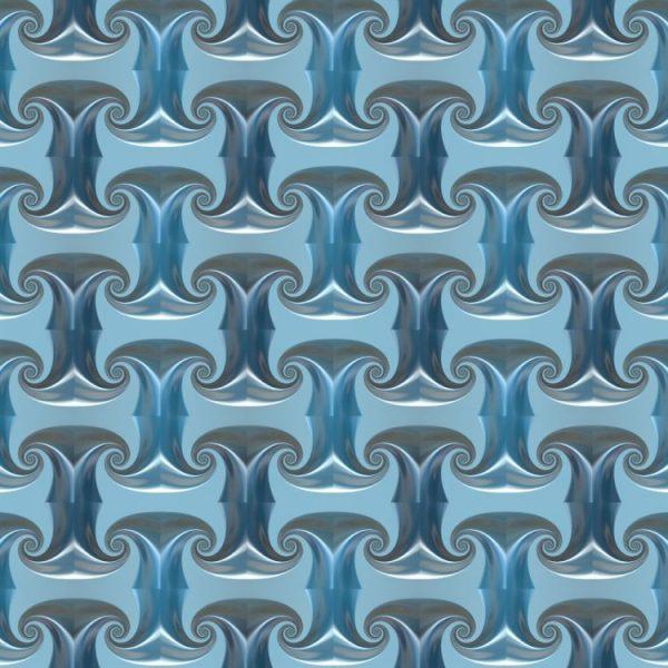 Blue Trusses