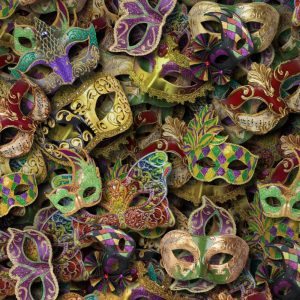 Mardi Gras Masks 24