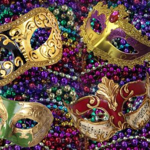 Mardi Gras Masks 23