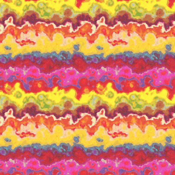Wavy Tie Dye 22