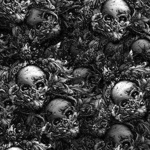 Wolf & Skull 23