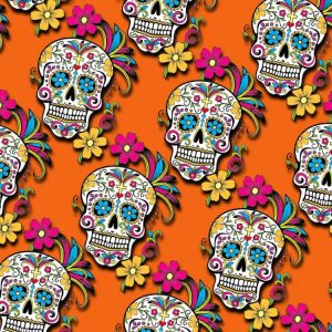 Sugar Skulls 28