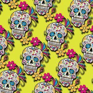 Sugar Skulls 26