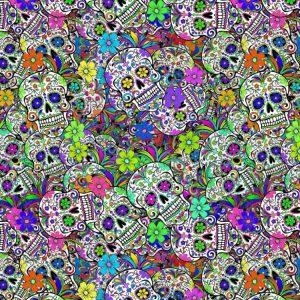 Sugar Skulls 25