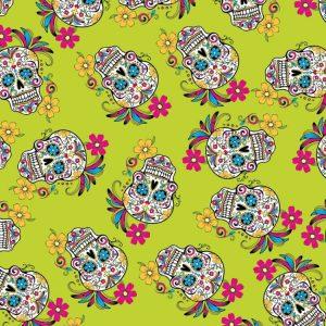 Sugar Skulls 22
