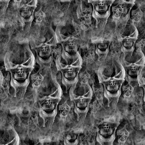 Smoke Skulls 25