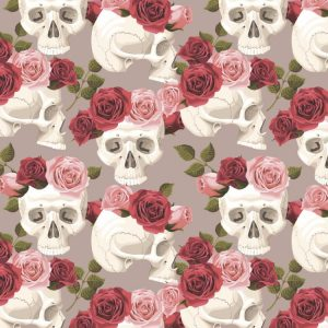 Skulls and Roses 22