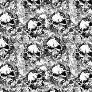 Skull AR 15 23