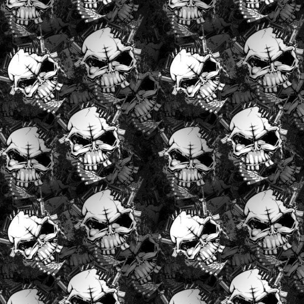 Skull AR 15 22