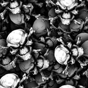 Skulls & Cross Bones 22