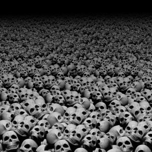 Sea of Skulls