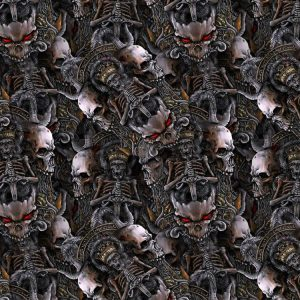 Royal Skull Master 22