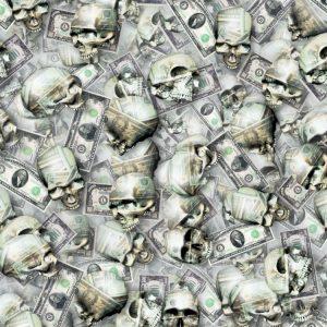 Money Skulls 25
