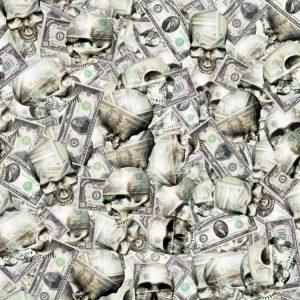 Money Skulls 24