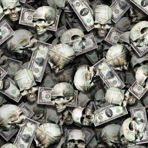 Money Skulls 23