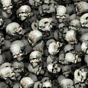 Money Skulls 22