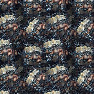 Knuckles Skulls 22