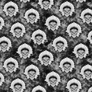 Indian Skulls 26