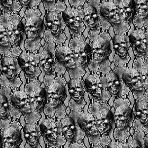 Human Snake Skulls 22