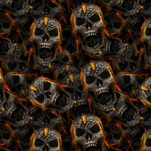 Head Shot Skulls 22