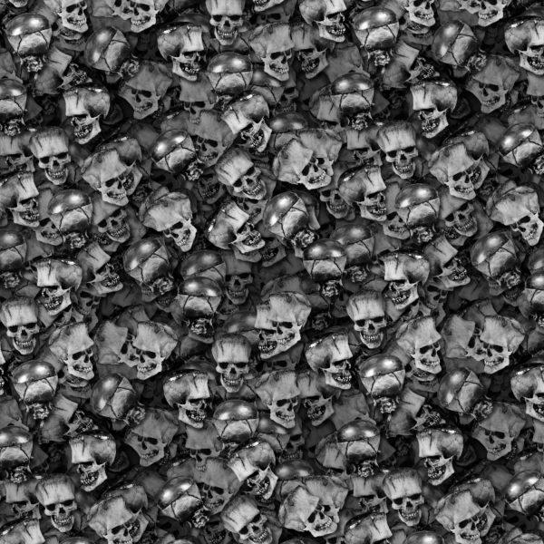 Frankenstein Skulls 22