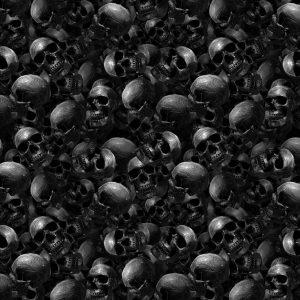 Carbon Fiber Skulls