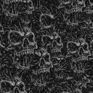 Angry Spike Skulls 23