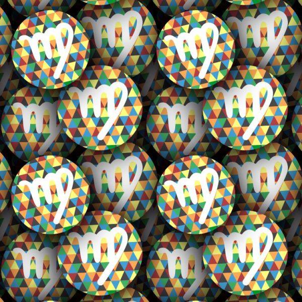 Virgo Mosaic 23