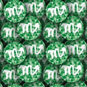 Scorpio Mosaic 27