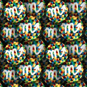 Scorpio Mosaic 22