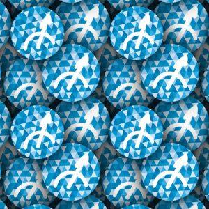 Sagittarius Mosaic 28