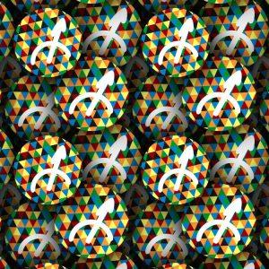 Sagittarius Mosaic 22